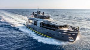 Arcadia Motor Yacht sold by Black Orange