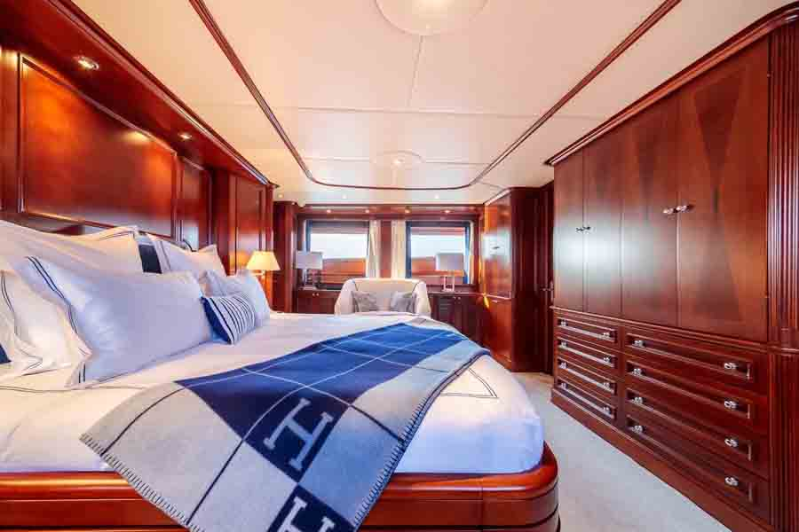 Bang Superyacht for charter
