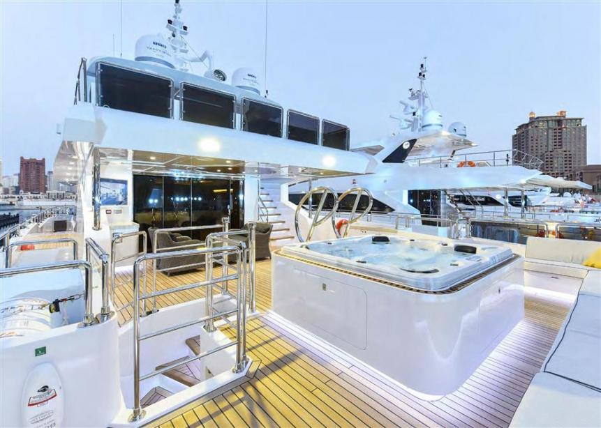 Al Rayan Superyacht for sale
