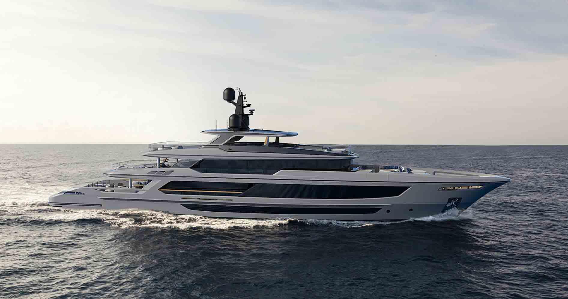 Baglietto  launches the hybrid T52