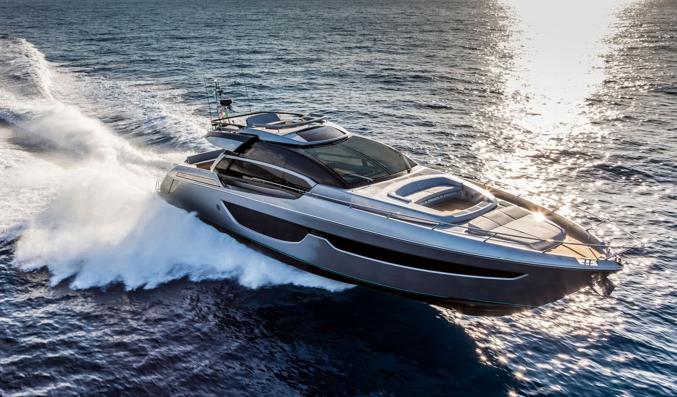 NEW Superyacht for charter : 23m SOUL delivered by RIVA in 2016