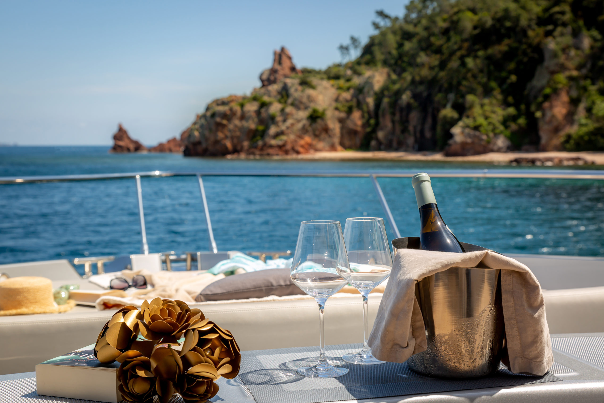 5 tips : How to organize the best holidays aboard a superyacht